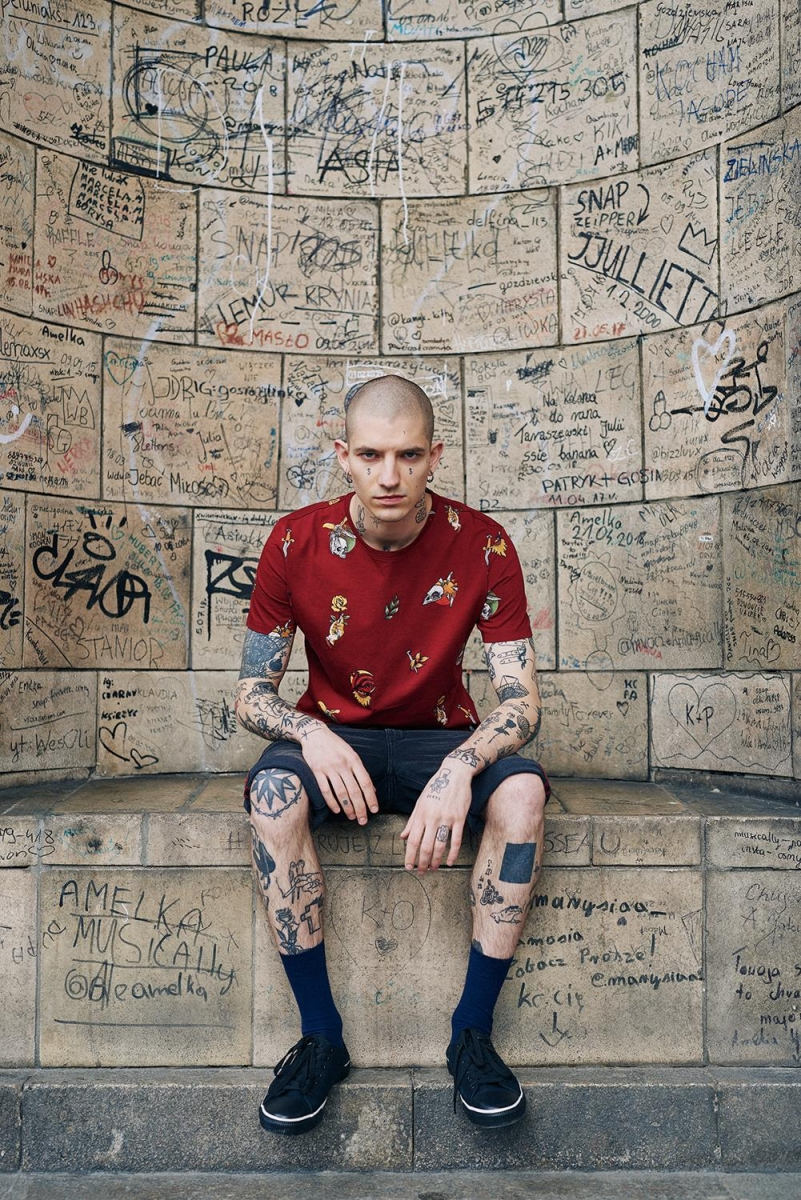 Medicine - Tattoo capsule